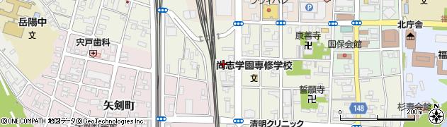 カーステーション周辺の地図
