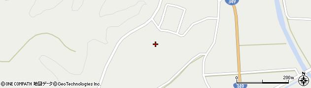 福島県伊達市月舘町御代田(月崎山)周辺の地図