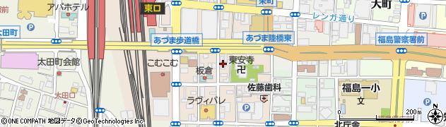 福島東ライオンズクラブ周辺の地図