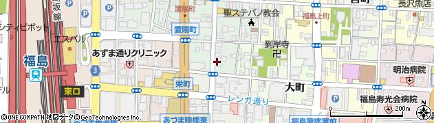 有限会社日野屋・楽器店周辺の地図