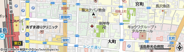 アクルー(ACCRUE) 英会話スクール周辺の地図