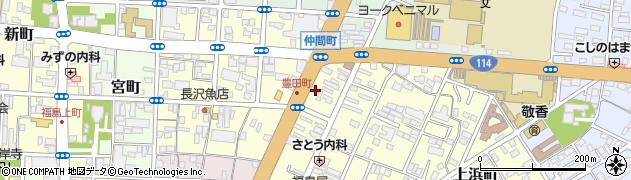 株式会社三宅新聞店 豊田町販売センター周辺の地図