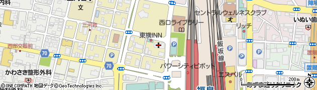 帖佐文夫・税理士事務所周辺の地図