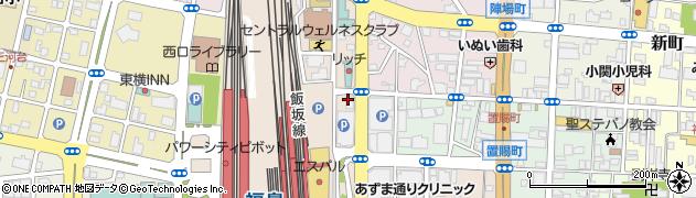 大同生命保険株式会社 郡山支社福島推進課周辺の地図
