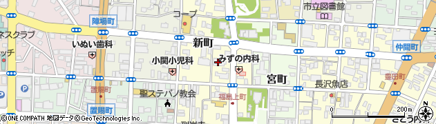 福島県 医療福祉情報ネットワーク協議会(一般社団法人)周辺の地図