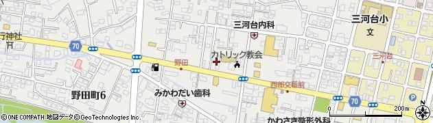 株式会社アド・ホック・デザイン周辺の地図