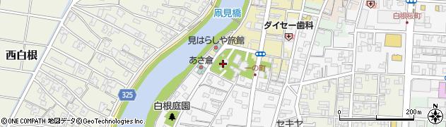 白根神社周辺の地図