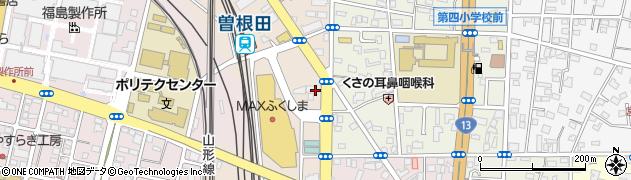 トータルビューティサロンHANA周辺の地図
