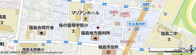 天狗 麻雀周辺の地図
