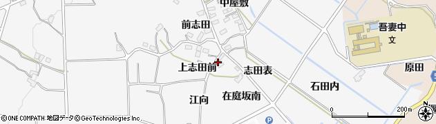 泰寿園周辺の地図