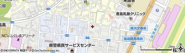 さくら建築設計リフォーム部周辺の地図