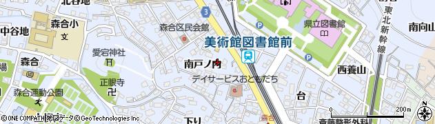 有限会社油井商店周辺の地図
