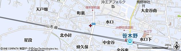 有限会社オフィス リッキー周辺の地図
