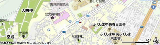 ベスト学院 県文化センター前教室周辺の地図