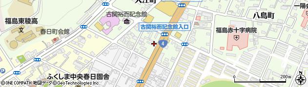 大和自動車交通株式会社バス旅行部周辺の地図