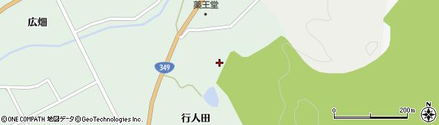 福島県伊達市霊山町下小国(夫婦清水入)周辺の地図