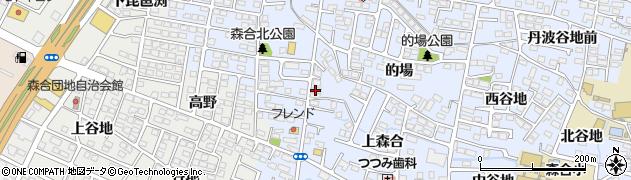 福島ハウジング周辺の地図