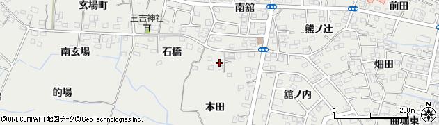 ひかり美容室周辺の地図