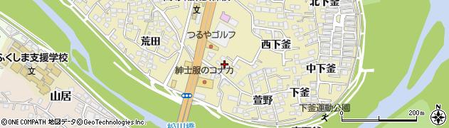 東日本振興事業協同組合周辺の地図