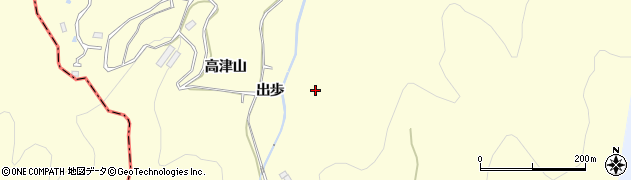 福島県伊達市保原町高成田(出歩)周辺の地図