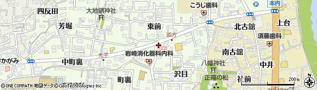 株式会社丹治製菓 どらやき専門店丹坊本店周辺の地図