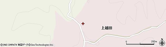 福島県伊達市霊山町石田(後田)周辺の地図