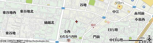 スターテック周辺の地図
