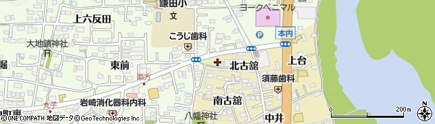 寿々美容室周辺の地図