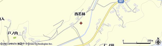 福島県伊達市保原町高成田(梅沢)周辺の地図