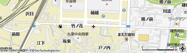 株式会社福竜周辺の地図