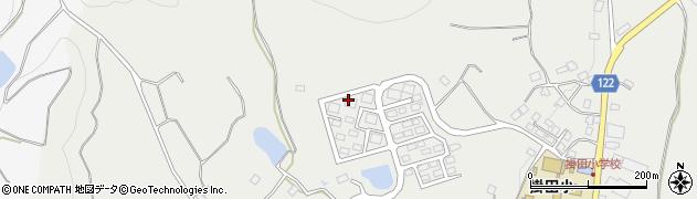 福島県伊達市霊山町掛田(雪内)周辺の地図