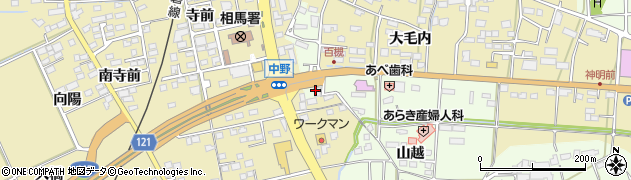 相双復興株式会社周辺の地図