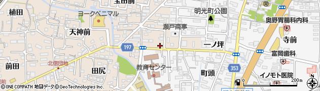 リーフスみやしろジョブセンター(NPO法人)周辺の地図