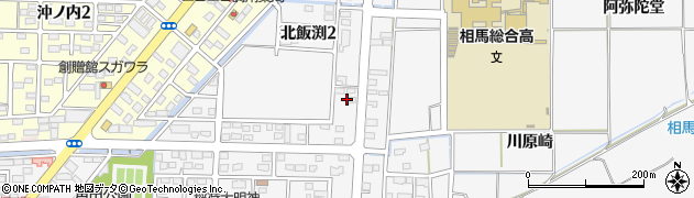 ビューティーサロンエルム周辺の地図