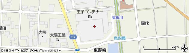 株式会社ミウラ周辺の地図