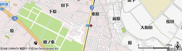 福島県幼児教育振興財団(一般財団法人)周辺の地図