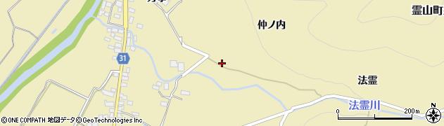 菅野・工業周辺の地図
