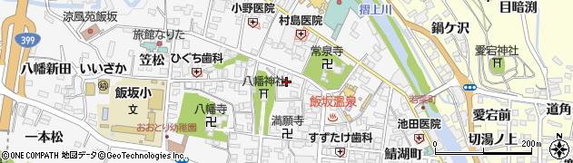 阿部石や周辺の地図