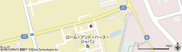株式会社中村環境周辺の地図