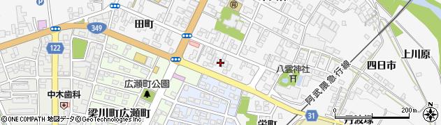 相談支援ひろせ周辺の地図