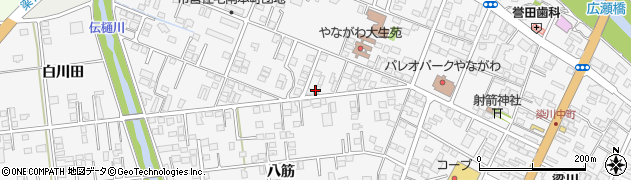 佐久間建設株式会社周辺の地図