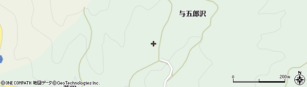 福島県伊達市梁川町白根(釜名板)周辺の地図