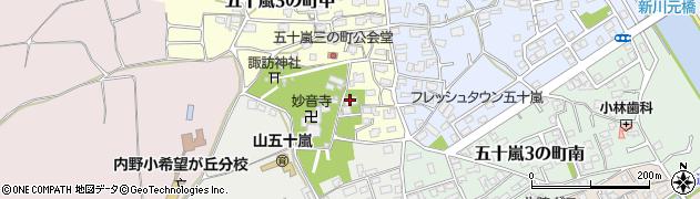 教信寺周辺の地図