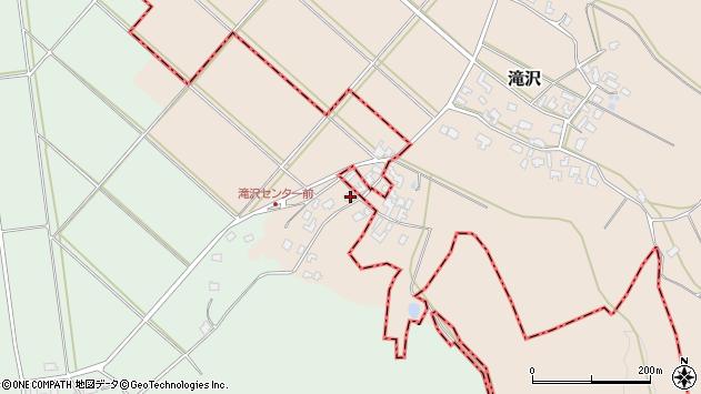 〒959-1905 新潟県阿賀野市滝沢の地図
