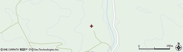 福島県伊達市梁川町山舟生(左リ内)周辺の地図