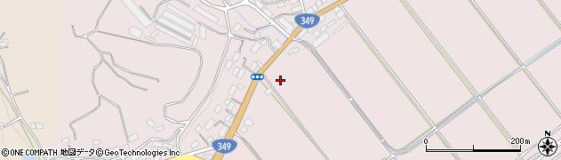 福島県伊達市梁川町五十沢(堂ノ前)周辺の地図