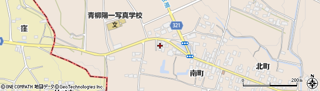 福島県伊達市梁川町東大枝(住吉)周辺の地図