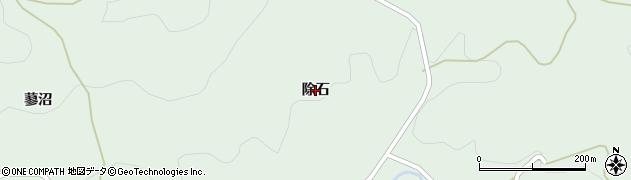 福島県伊達市梁川町山舟生(除石)周辺の地図