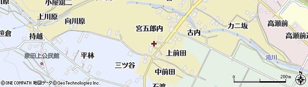 フォー・ディメンションズ周辺の地図
