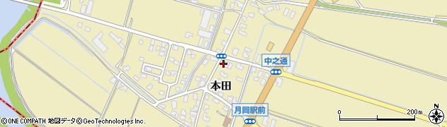 長谷川輪店周辺の地図